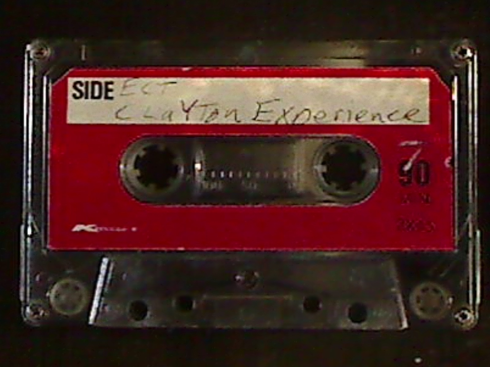 1983 - ECT Clayton Experience