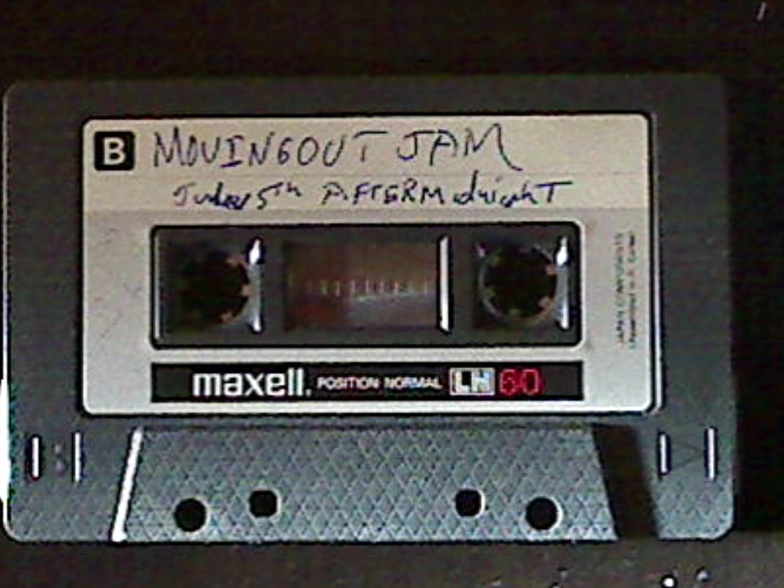 1985-07-05 - Moving Out Jam Me B