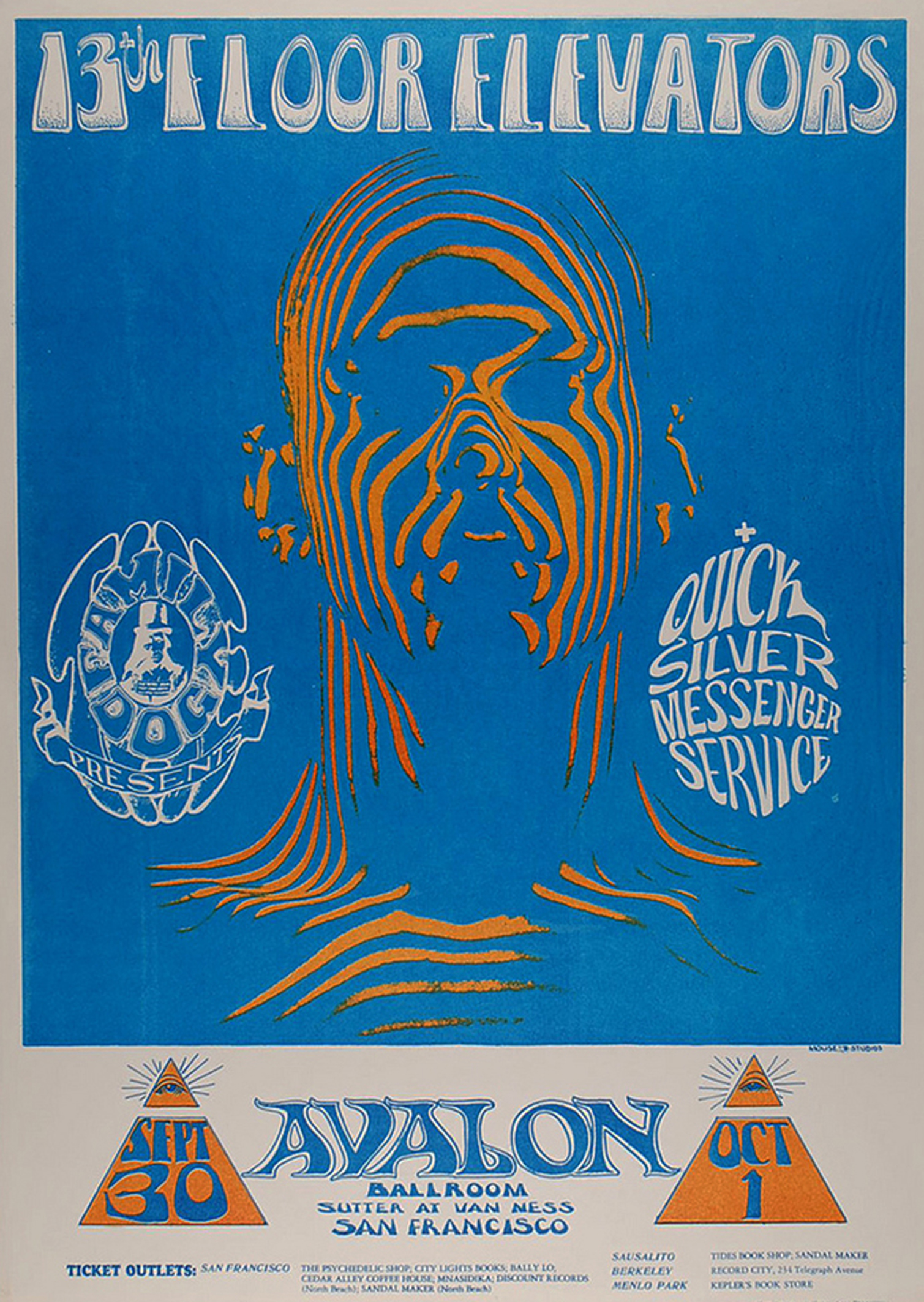 13th Floor Elevators 1966