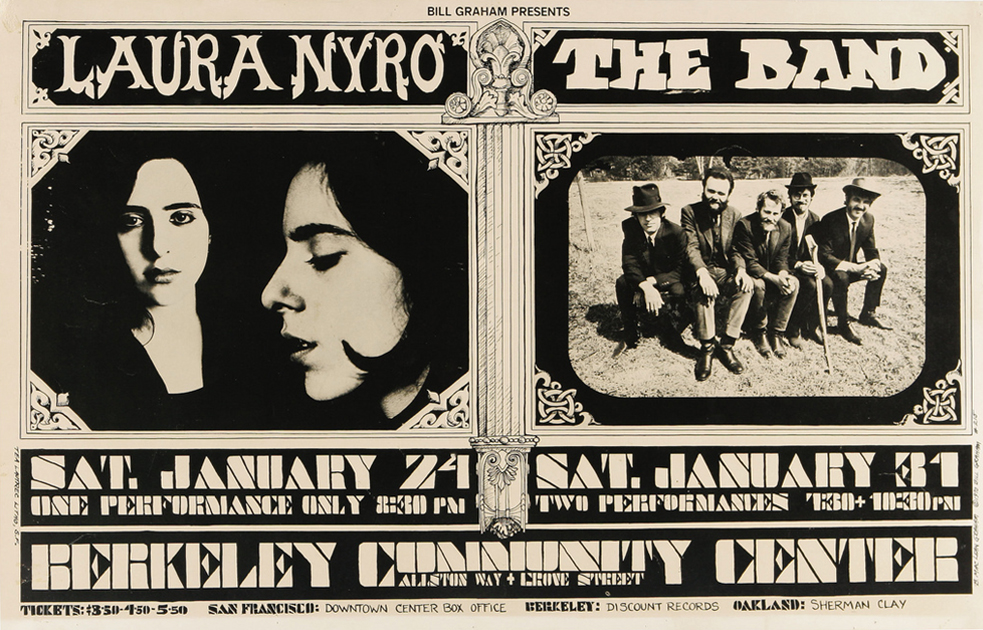 Berkeley Community Center Concert 1970