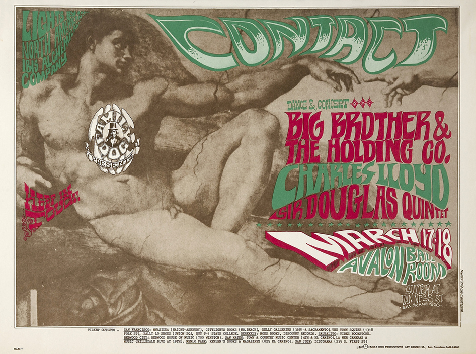 Big Brother and the Holding Company 1967 III