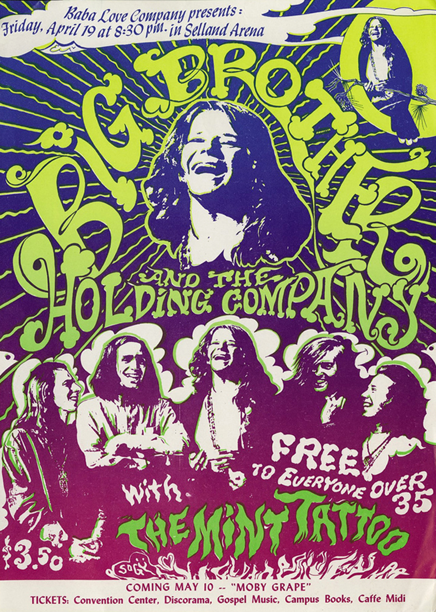 Big Brother and the Holding Company 1968 II