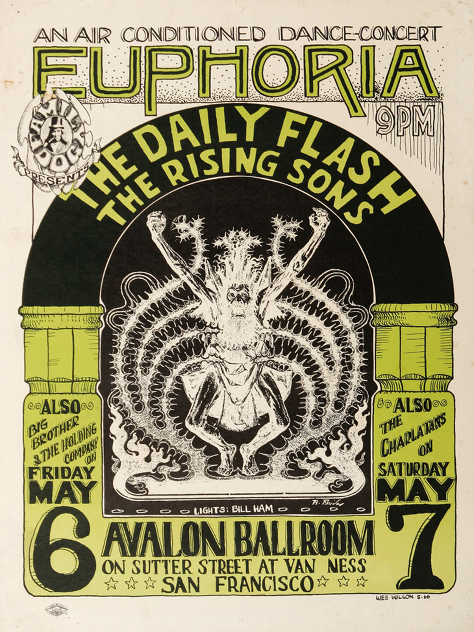 Daily Flash 1966