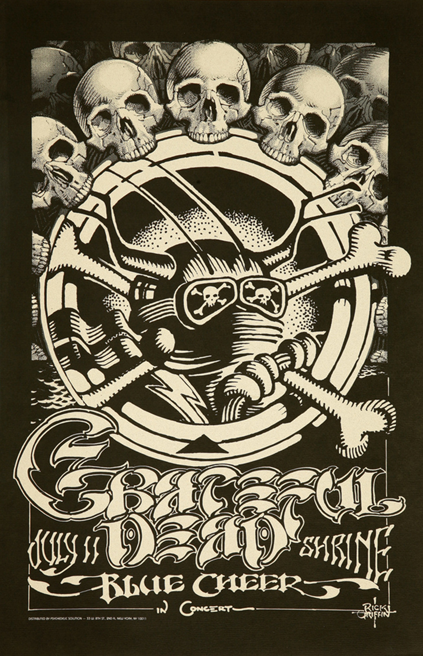 Grateful Dead with Blue Cheer 1968
