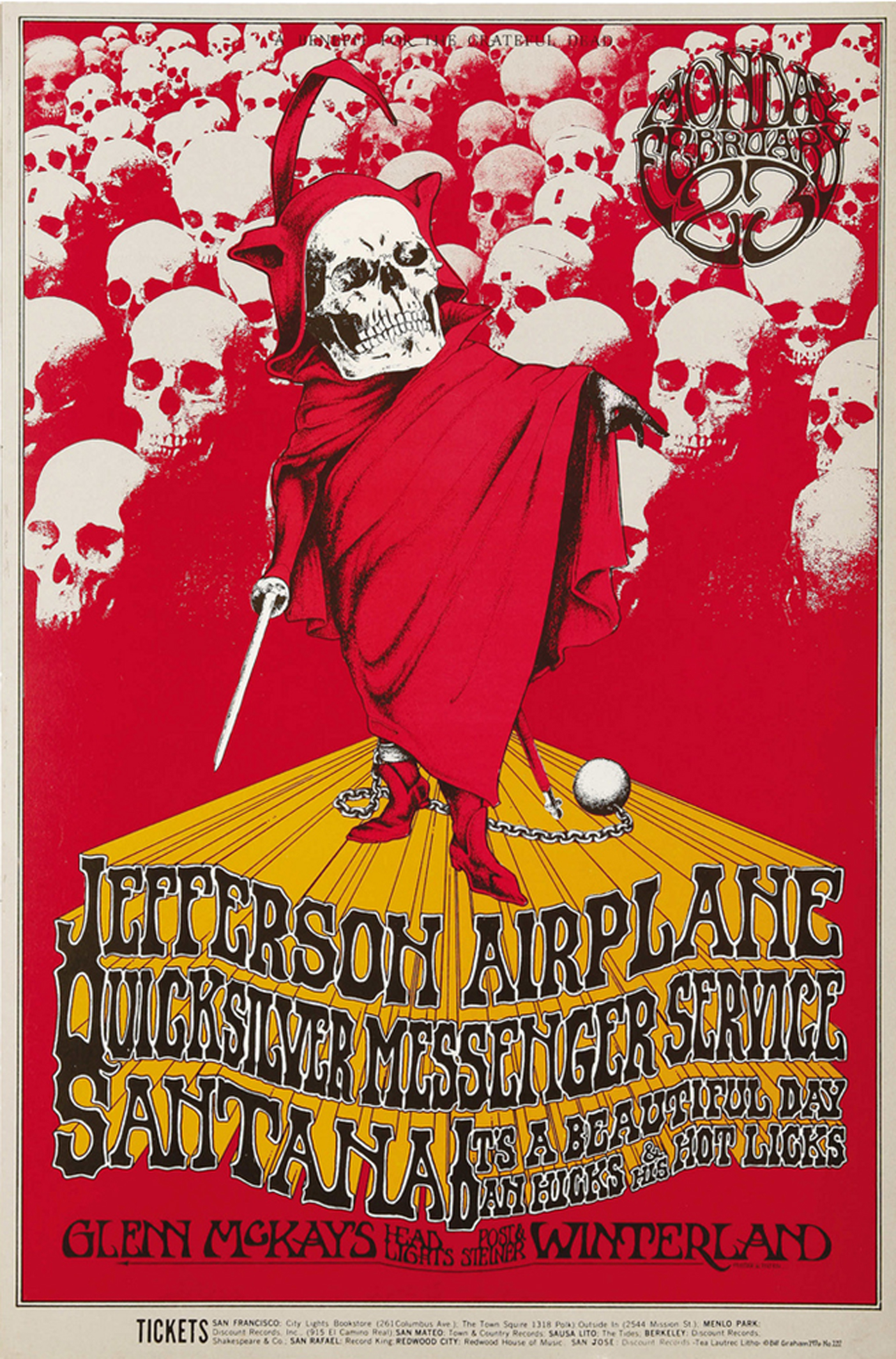 Jefferson Airplane 1970