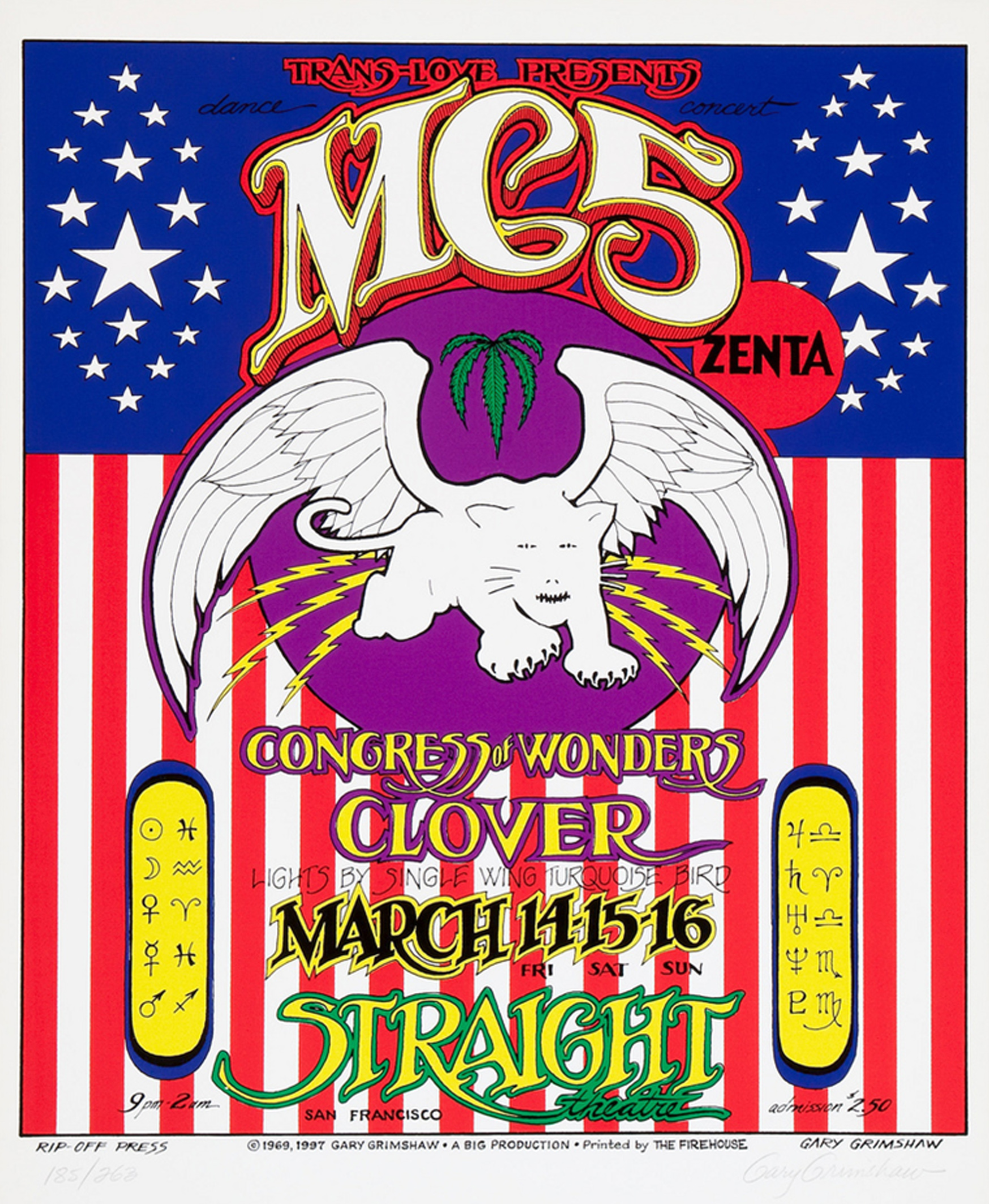 MC5 Straight Theatre (1997)