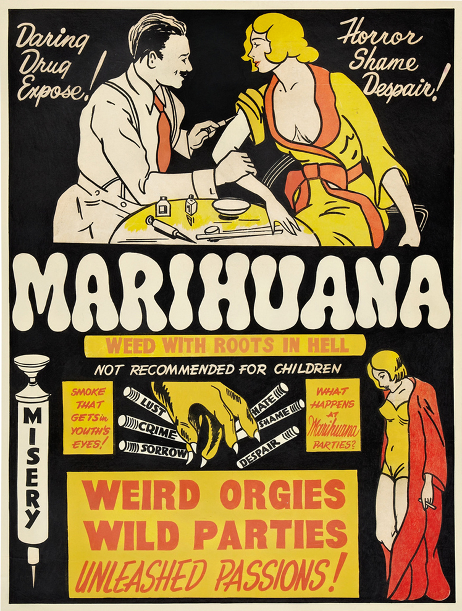 Marihuana (Roadshow Attractions, 1936)