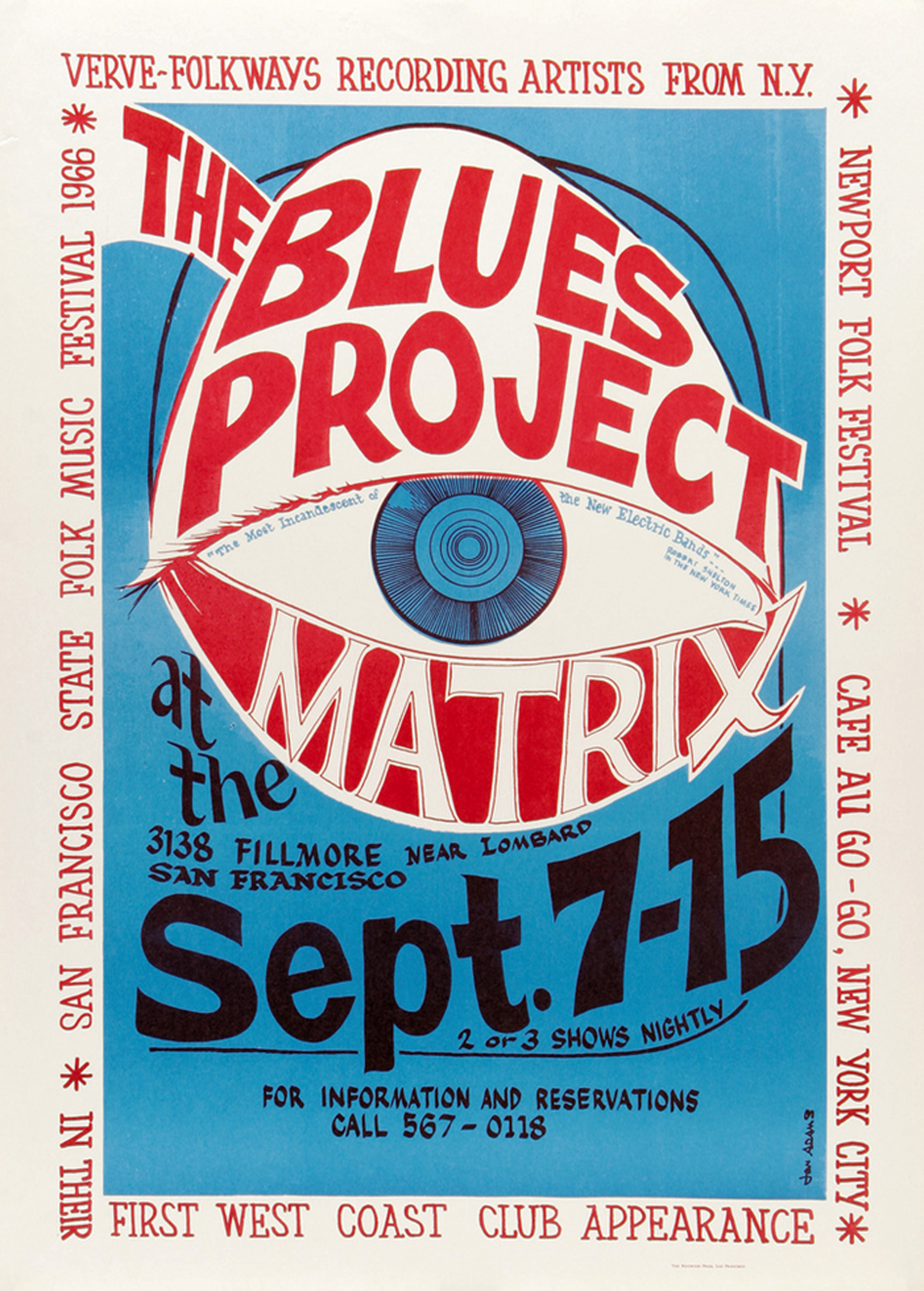 The Blues Project 1966