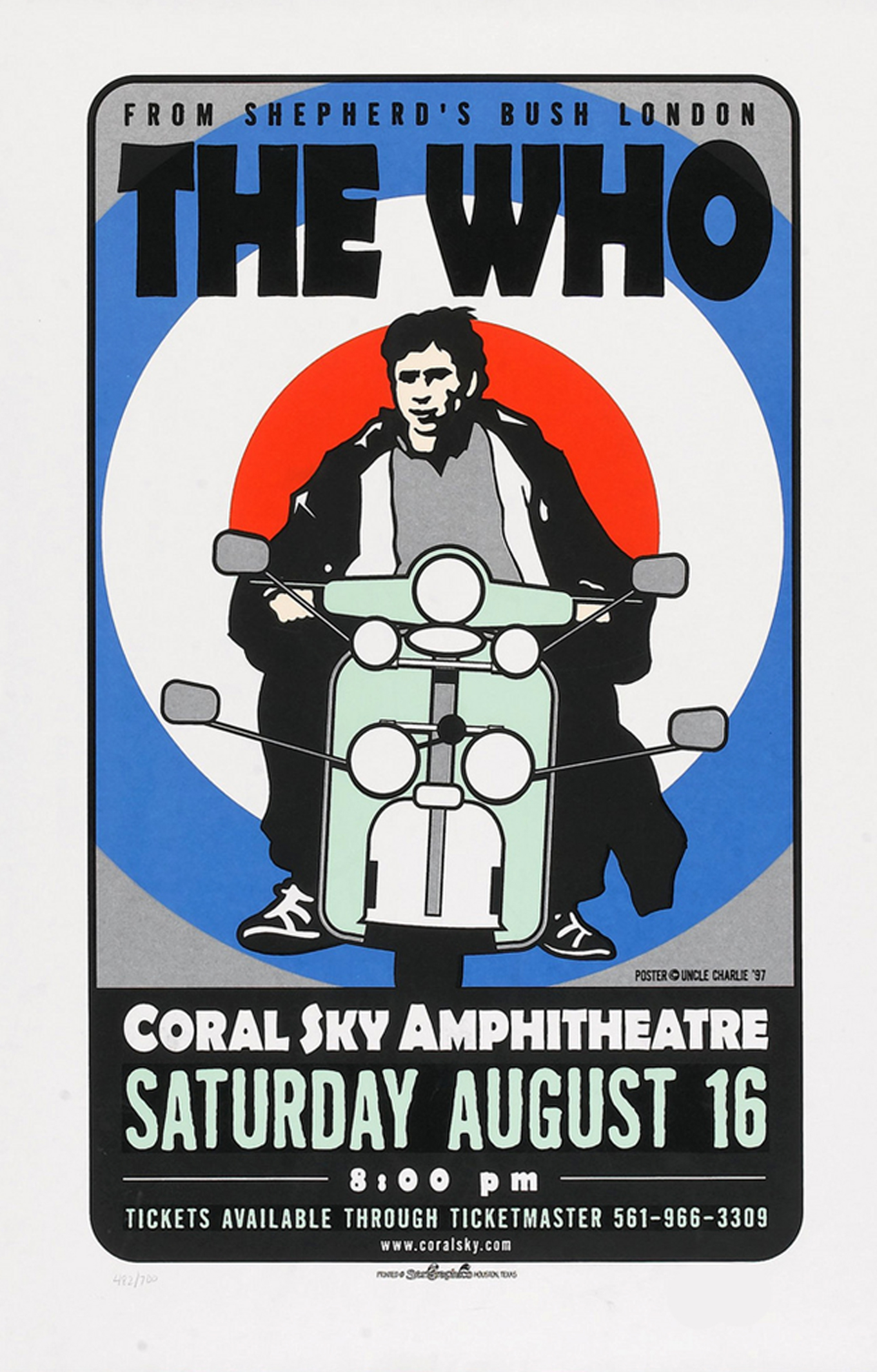 The Who 1997