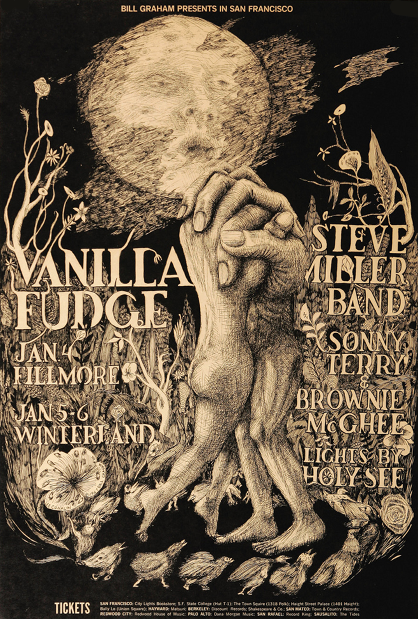 Vanilla Fudge 1967