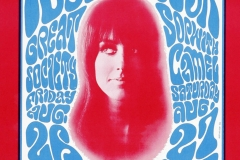 Grace Slick and the Great Society 1966